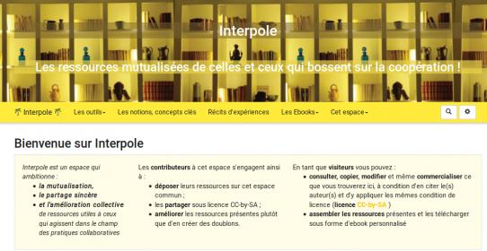 Accueil Interpole